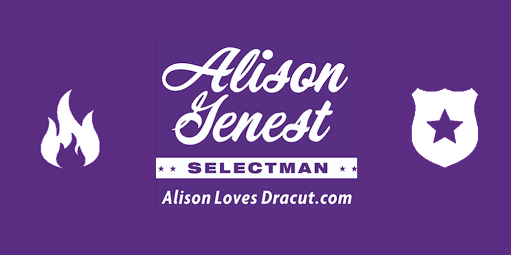 Alison Genest: Support Public Safety